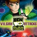 Ben 10 Alien Force Vilgax Attacks Icon