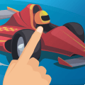 Fast Lap Racing: Idle Clicker Game Icon