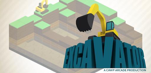 Excavator Game (CAWP Arcade) apk