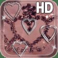 Hearts HD Live Wallpaper Icon