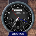 Classic Watch Face: Courser - Wear Smartwatches Icon