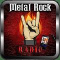 Metal Rock Radio Station Online Icon