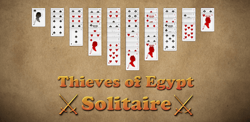Thieves of Egypt Solitaire apk