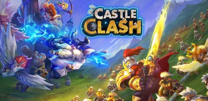 Castle Clash: Guild Royale apk