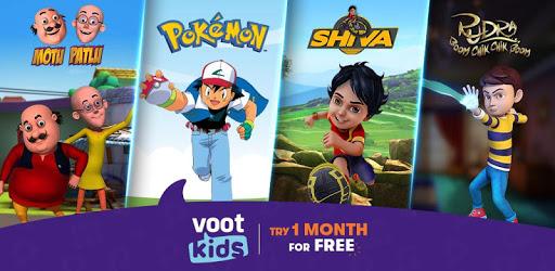 Voot Kids-The Fun Learning App apk