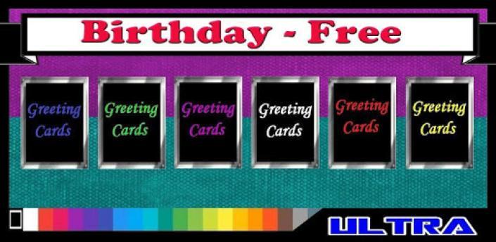 Birthdays - Free apk