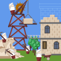 Idle Tower Builder: construction tycoon manager Icon