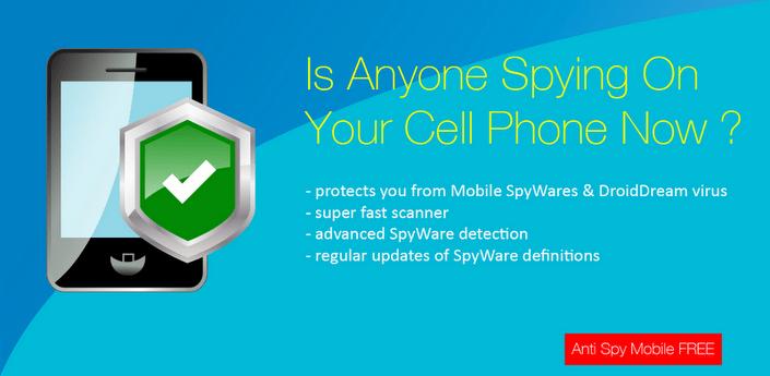 Anti Spy Mobile Free apk