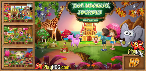 # 228 Hidden Object Games New Free Magical Journey apk