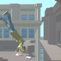 Hand Stand Icon