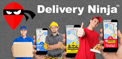 Delivery Ninja Driver App apk