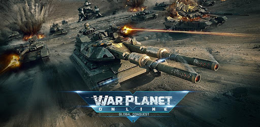 War Planet Online: Real-Time Strategy MMO Game apk