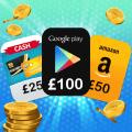 PlaySpot UK - Make Money Playing Games Icon