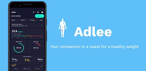 Adlee - BMI Weight Tracker apk