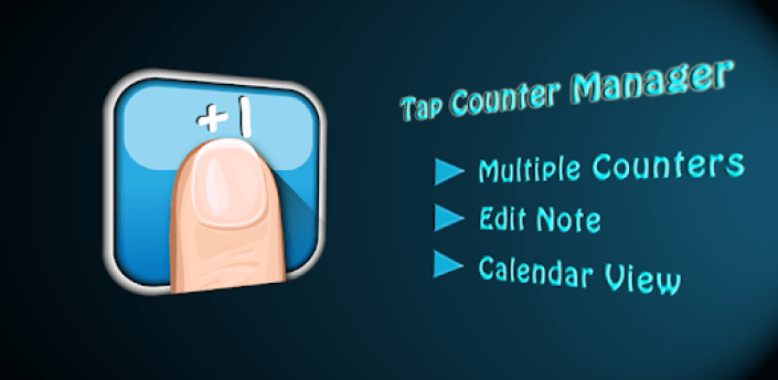 Tap Counter Manager apk
