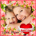 Happy Mother's Day Frames Icon