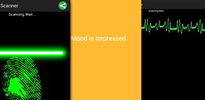Mood Finger Scan apk