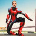 Flying Spider Super Hero - Vegas Crime City Battle Icon