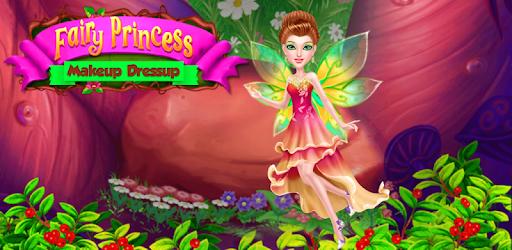 Fairy Princess The Game - Hair Salon and Beauty apk