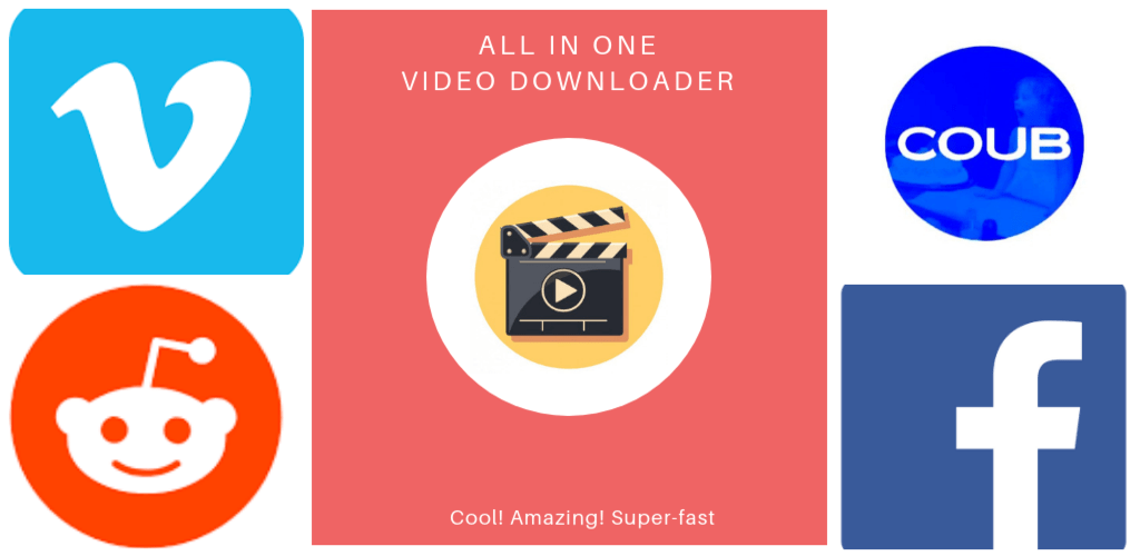 All In One Video Downloader 2019 apk