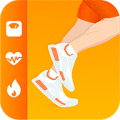 Pedometer Pacer - Step Tracker and Calorie Counter Icon