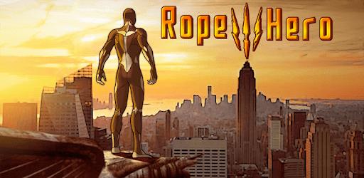 Rope Hero 3 apk