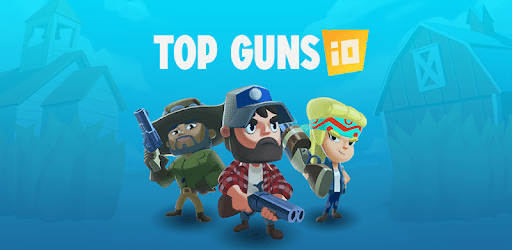 TopGuns.io - Guns Battle royale 3D Action apk