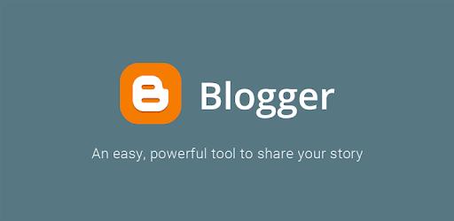Blogger apk