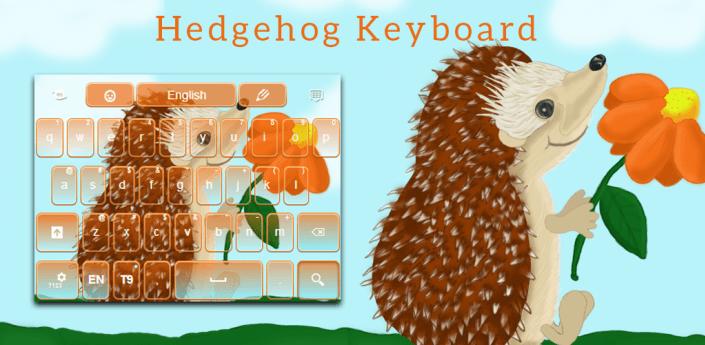 Hedgehog Keyboard apk