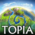 Topia World Builder Icon
