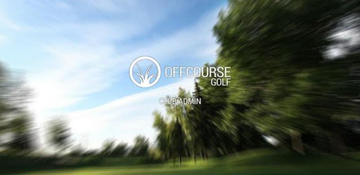 Offcourse Golf Club Admin apk
