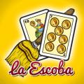 Escoba / Broom cards game Icon