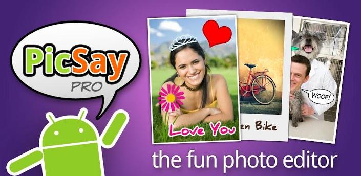 PicSay Pro - Photo Editor apk