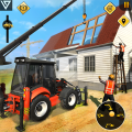 Mobile Home Builder Construction Games 2021 Icon