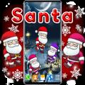 Santa Claus Xmas Wallpaper Icon