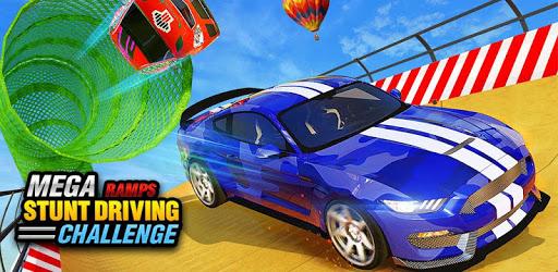 Ramp Car Stunts Racing - Extreme Car Stunt Games apk
