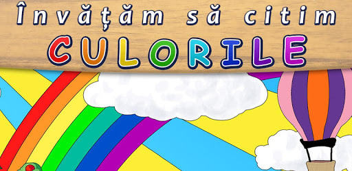 Learn to Read in Romanian - the Alphabet of Colors apk