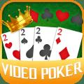 Video Poker - Deuces Wild Icon