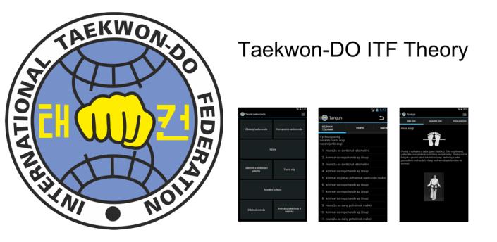 Taekwon-Do ITF Theory apk