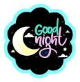 Good Night Messages - Quotes, Status, Wishes SMS Icon