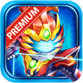 Superhero Armor: City War - Robot Fighting Premium Icon