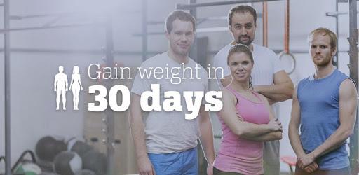 Gain weight diet plan in 30 days apk