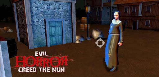 Evil Horror 's Creed - The Nun apk