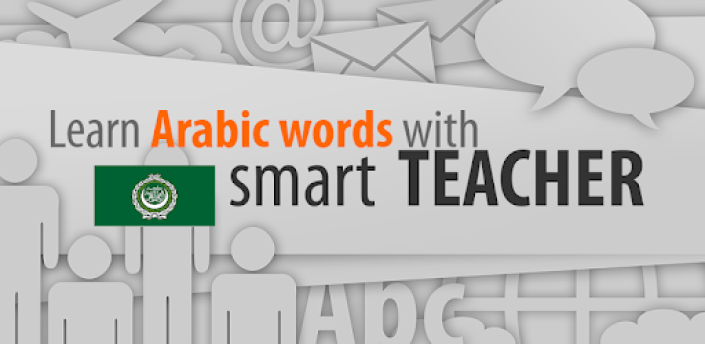 Learn Arabic words with Smart-Teacher apk