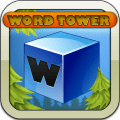 Word Tower - Free Icon