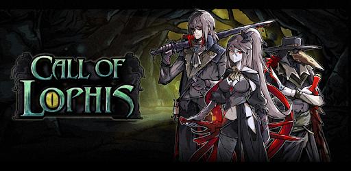 Lophis Roguelike:Card RPG game,Darkest Dungeon apk