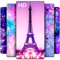 Cute Girly HD wallpapers & backgrounds Icon
