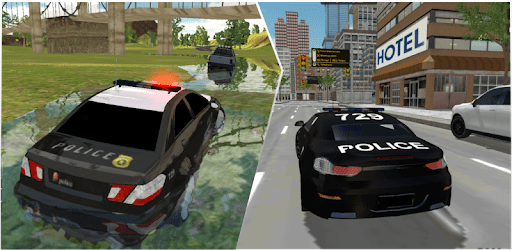 Police Pursuit Online apk