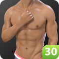 Six Pack 30 Days Abs Workout for Men Icon