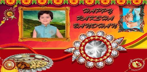 Raksha Bandhan Photo Frames apk